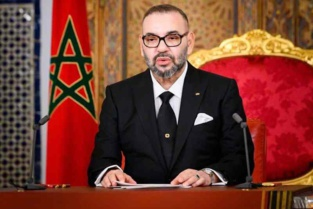 Morocco is Target of Deliberate, Hostile Attacks from Enemies Building their Positions on Ready-made, Obsolete Premises (HM the King)